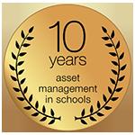 10 years asset management in schools